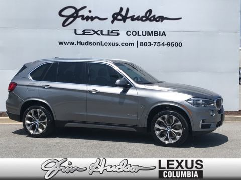 Pre-Owned 2017 BMW X5 xDrive40e iPerformance, Navigation, Apple Carplay, Driving Assistance Package, Luxury & Premium Packages