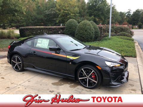 New 2019 Toyota 86 TRD SE Manual