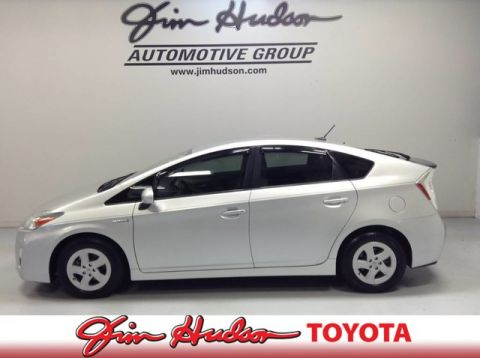 Pre-Owned 2011 Toyota Prius 3