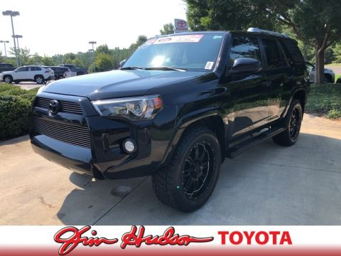 Certified Pre-Owned 2017 Toyota 4Runner XP PKG