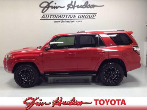 Certified Pre-Owned 2016 Toyota 4Runner SR5 Premium XP PKG