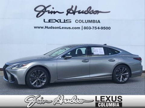 Pre-Owned 2018 Lexus LS 500 L/Certified Unlimited Mile Warranty, Lexus Safety System+ A, Mark Levinson Audio System, Panoramic View Monitor, Adaptive Variable Air Suspension, 24 Heads-Up Display, Cold Weather Pkg,