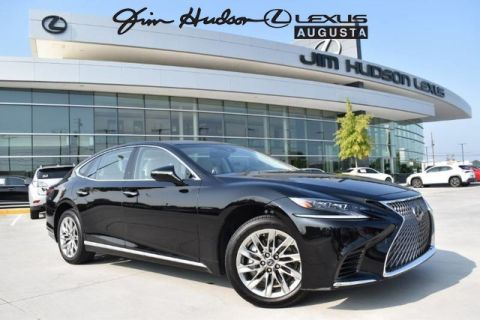 Pre-Owned 2018 Lexus LS 500 / L Cert / Nav-Mark Levinson / Pano View