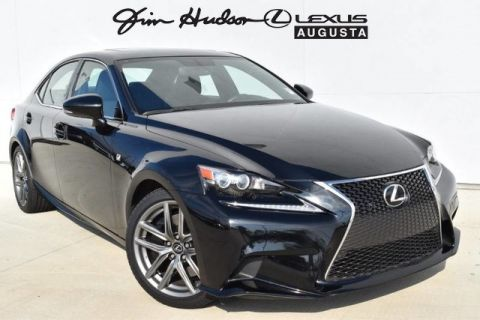 Pre-Owned 2016 Lexus IS 200t /L CERT/F SPORT