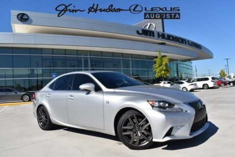Pre-Owned 2016 Lexus IS 200t /L CERT/F SPORT/BSM