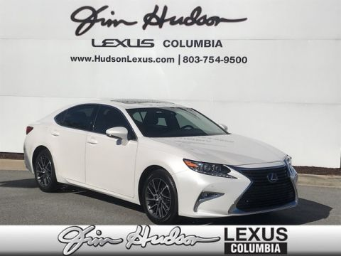 Pre-Owned 2016 Lexus ES 350 L/Certified Unlimited Mile Warranty, Navigation, Lexus Safety +, Blind Spot Monitor