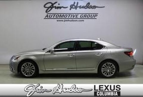 Pre-Owned 2016 Lexus LS 460 L/Certified Unlimited Mile Warranty, Navigation, Comfort & All W