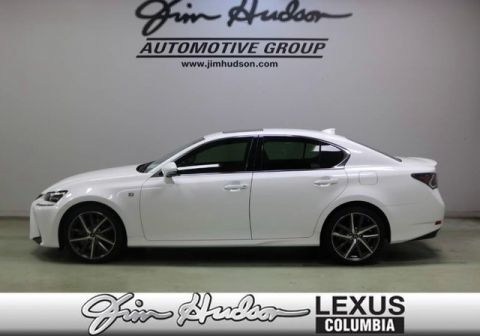 Pre-Owned 2018 Lexus GS 350 F Sport L/Certified Unlimited Mile Warranty, Navigation, Mark Levinson , F Sport Package, Lexus Safety +, Blind Spot Monitor System