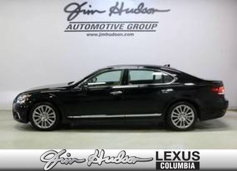 Pre-Owned 2017 Lexus LS 460L L/Certified Unlimited Mile Warranty, Mark Levinson Audio, Pre-Collision/All-Speed Dynamic Radar Cruise Control, Adaptive Variable Air Suspension