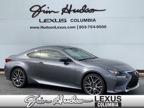 Pre-Owned 2016 Lexus RC 200t L/Certified Unlimited Mile Warranty, F Sport Package, Blind Spot Monitor System
