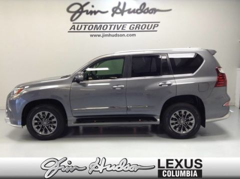 Pre-Owned 2017 Lexus GX 460 L/Certified Unlimited Mile Warranty, Navigation, Premium Sport Design Package, Blind Spot Monitoring System