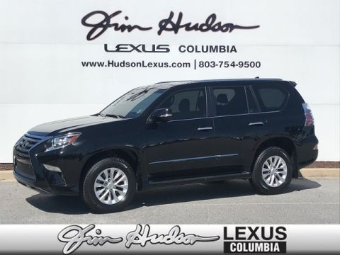 Pre-Owned 2016 Lexus GX 460 L/Certified Unlimited Mile Warranty, Navigation, Premium Package, Heated/Ventilated Seats, Blind Spot Monitor System