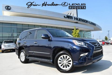 Pre-Owned 2017 Lexus GX 460 / L Cert / Nav / Cooled Seats