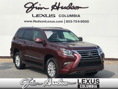 Pre-Owned 2014 Lexus GX 460 L/Certified Unlimited Mile Warranty, Premium Package, Navigation