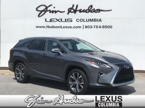 Pre-Owned 2018 Lexus RX 350L L/Certified Unlimited Mile Warranty, Navigation, Premium Package, Lexus Safety +, Blind Spot Monitor System