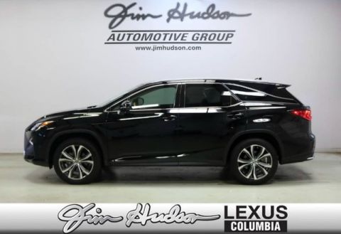 Pre-Owned 2018 Lexus RX 350L L/Certified Unlimited Mile Warranty, Premium Package, Lexus Safety +, Blind Spot Monitor