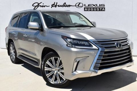 Pre-Owned 2017 Lexus LX 570 LUX PACK/ MRK LEV/COOL BOX