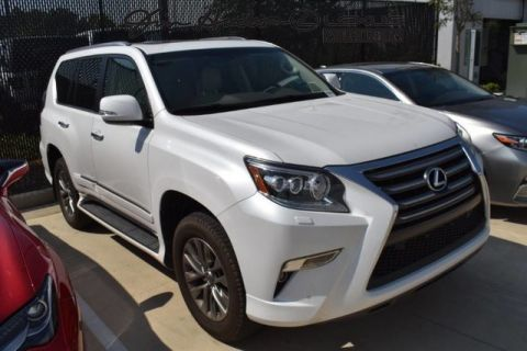 Pre-Owned 2016 Lexus GX 460 L Certified / Luxury/ Mark Levinson/ Rear Ent