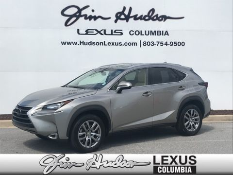 Pre-Owned 2016 Lexus NX 200t L/Certified Unlimited Mile Warranty, Navigation, Premium Package, Power Moon Roof, Power Rear Door, Blind Spot Monitoring System