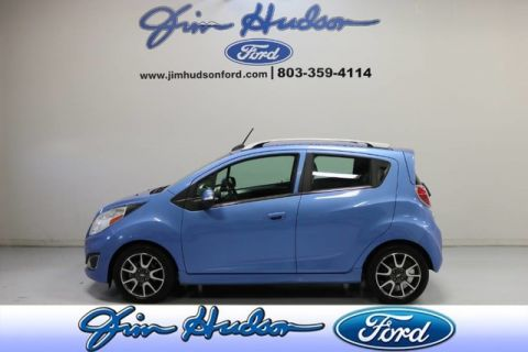 Pre-Owned 2015 Chevrolet Spark SPARK 2LT AUTOMATIC POWER FEATURES