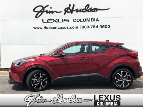 Pre-Owned 2018 Toyota C-HR XLE Premium, Blind Spot Monitor w/ Integrated Rear Cross Traffic Alert, Front Seat Heaters