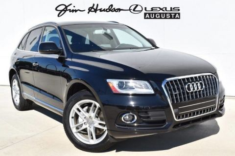 Pre-Owned 2015 Audi Q5 Premium Plus/NAV