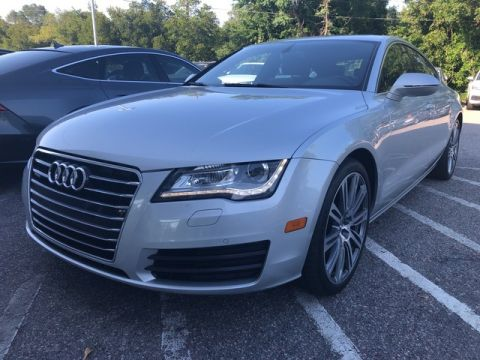 Pre-Owned 2014 Audi A7 3.0 Premium Plus